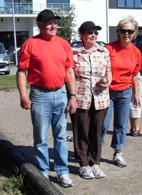 2009.08.20 Syd Väst  Boule Tävling