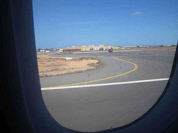 Aéroport de Rabil, Boa Vista Cap Vert5
