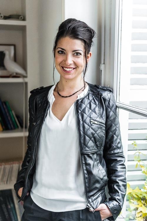 Les entretiens du Film & du Papier #2 Lucie Brasseur