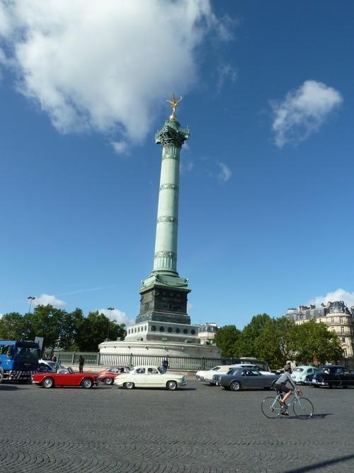 Paris à Métro/ Vélo/ Dodo