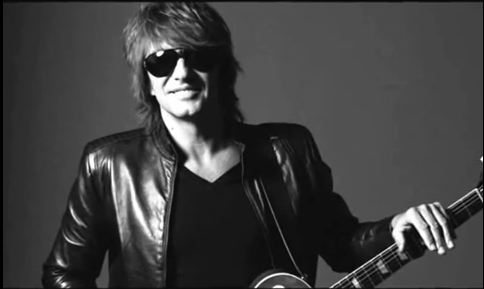 richie sambora-4 extraits de son nouvel album 2012