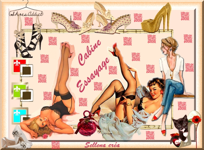 **Shoes Addict**Cartes