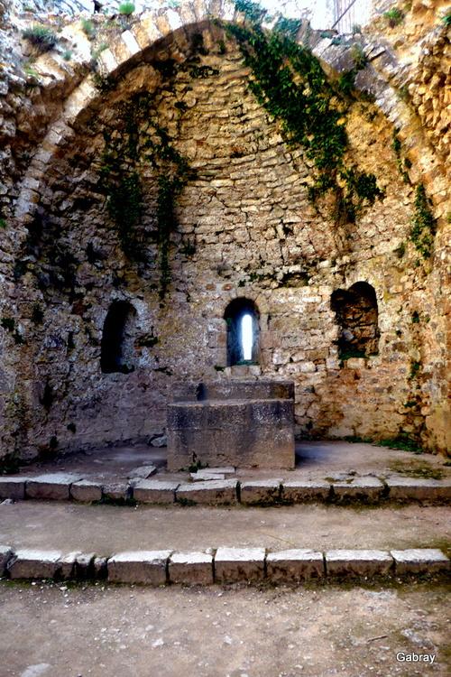 Peyrepertuse: la forteresse moyenâgeuse n 2