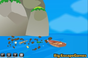 Jouer à Pirates island escape 4