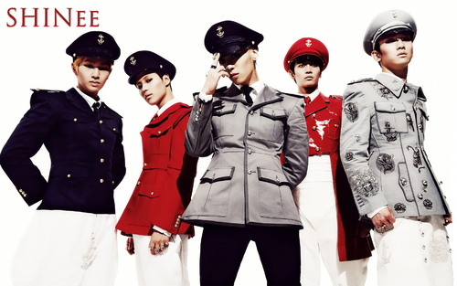 Wallpapers Artistes ... Spécial SHINee