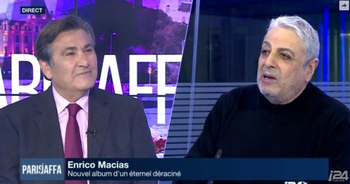ALGERIE : Le journaliste français Paul Amar, cousin d'Enrico Macias revient sur son enfance à Constantine