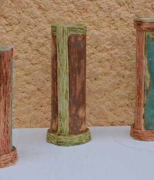 Trois colonnes