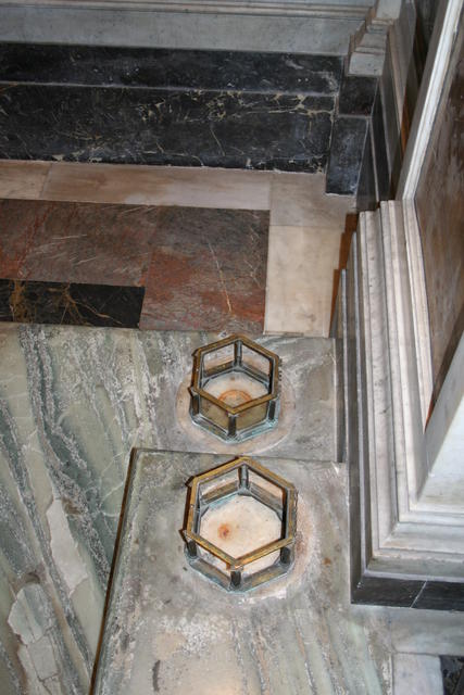 Miracle Eucharistique Italie Rome 1610