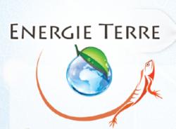 La Salamandre mascotte de la Société ENERGIE-TERRE :