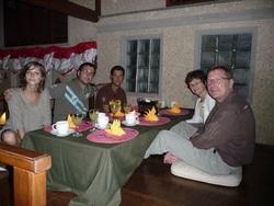 Un joyeux Noël à Ubud