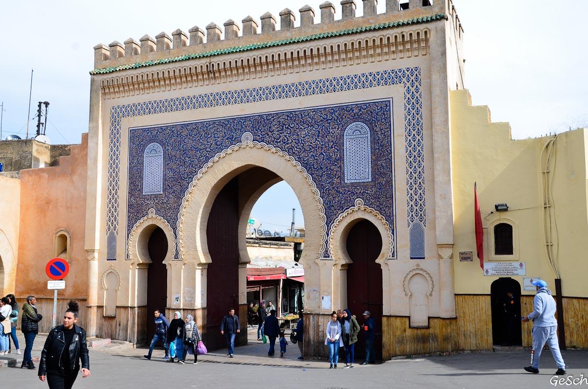maroc volubilis  Moulay Idriss Zerhoun fès