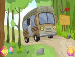 Jouer à G4K Caravan escape