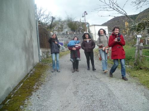 Rencontre groupes Haut-Comminges / Cazères