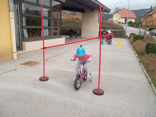 Dernière séance de vélo