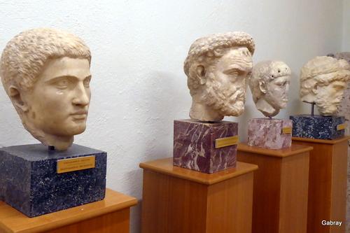 Albanie Apollonia: le musée