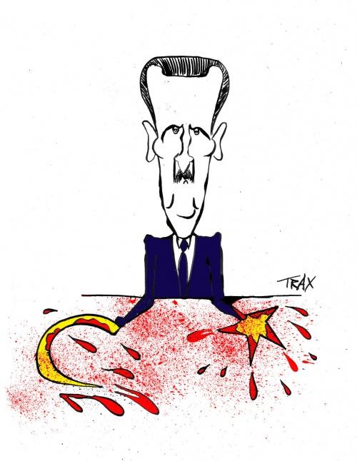 La Russie et la Chine refusent de condamner Bachar Al-Assad