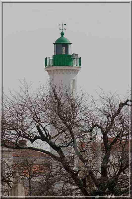 Phares Port La Rochelle