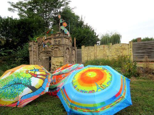 Parapluies automatiques