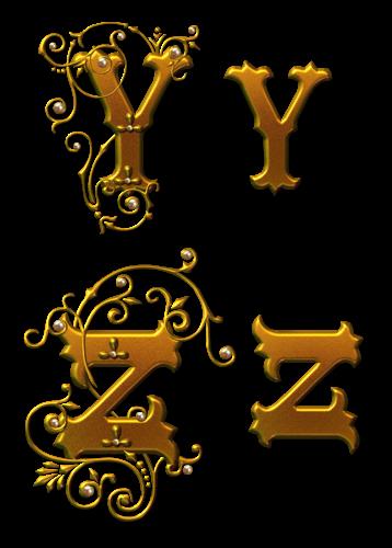 Alphabets 15