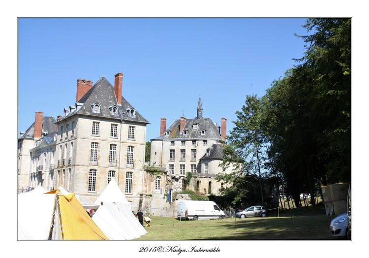 Château de Thugny Trugny (08)
