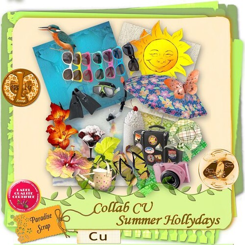 "Collab ""Summer Hollydays"""