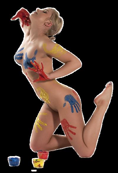 Femmes peintes 1