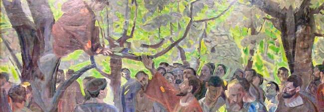 Zachée, le notable qui grimpe aux arbres