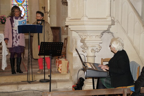 Cérémonie de Mercredi Saint à Courçais