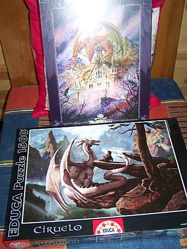 2 puzzles dragons