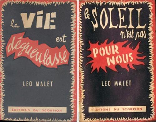 Serguei Dounovets, Les loups de Belleville, French pulp, 2018