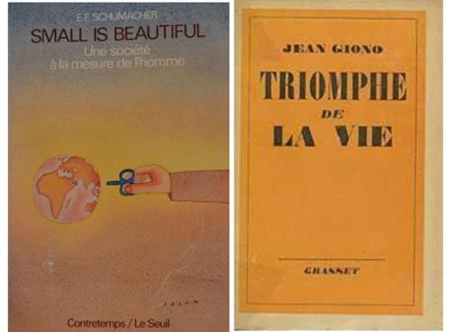 Jean Giono, Les vraies richesses, Grasset, 1936