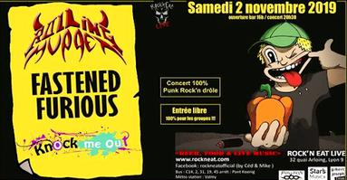 Fastened Furious - Rock'n Eat (Lyon)