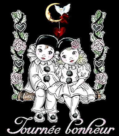 Pierrots de la st Valentin