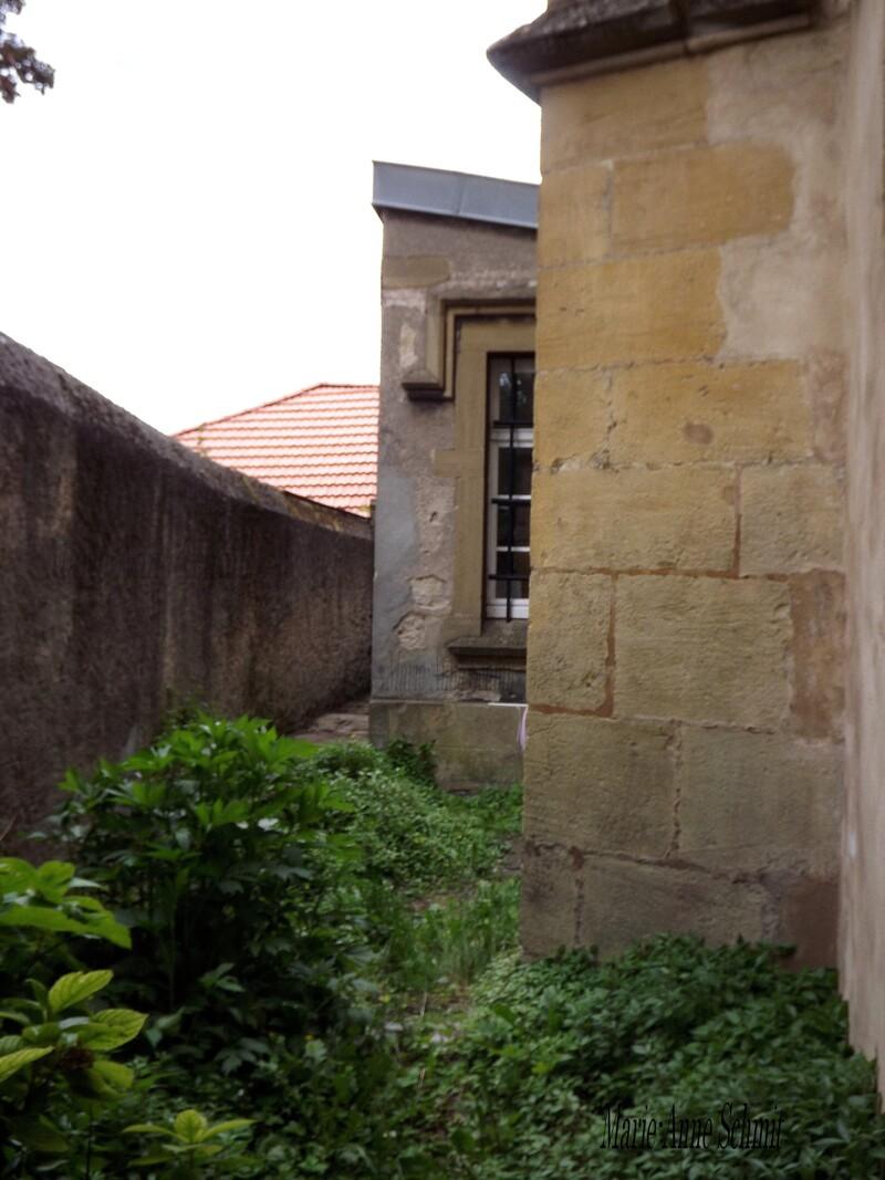 Promenade dans la ruelle de St Ségolène à Metz