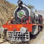 Le Khyber Steam Safari, le train de la Khyber Pass