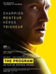 Affiche The Program