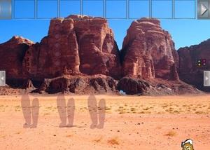 Jouer à Arabian desert escape