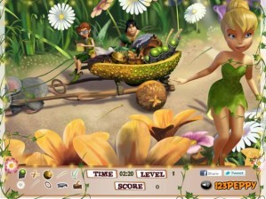 Tinkerbell - Find the objects