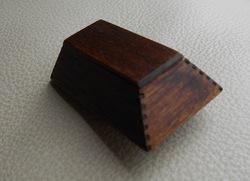 corbeille en bois