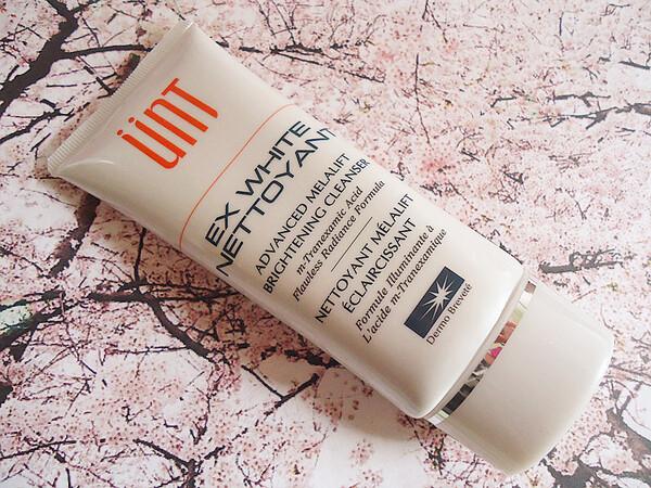 Coup de coeur - Les nouveaux produits Ex White chez ÜNT Skincare