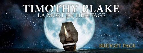 Timothy Blake : La mort en héritage - Bridget Page