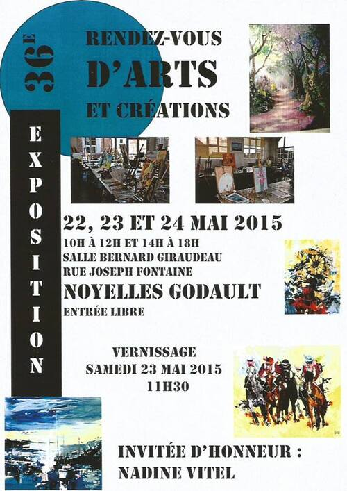 Prochaine esposition : Noyelles Godault
