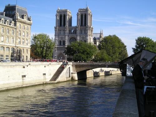 Un petit tour à Paris