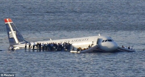 Captain Chesley Sullenberger.