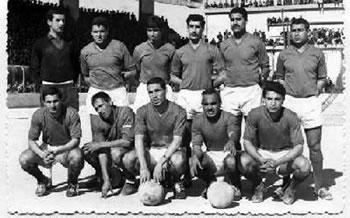 AOUADJ Zoubir 1963-1968