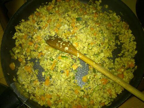 Moussaka Végétarienne juste parce que j'avais envie