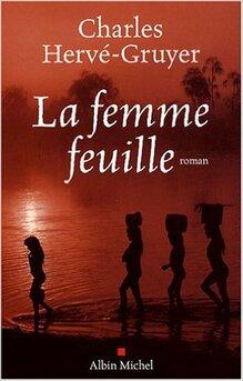 La femme feuille (Charles HERVE-GRUYER)