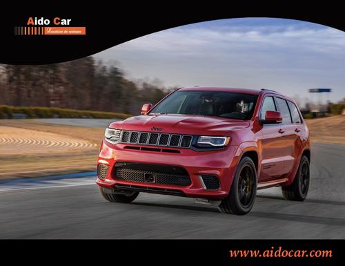 Offre de location de la nouvelle Jeep Grand Cherokee à Casablanca