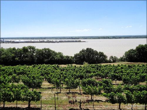 Photos du Bec d'Ambes (Bourg sur Gironde)