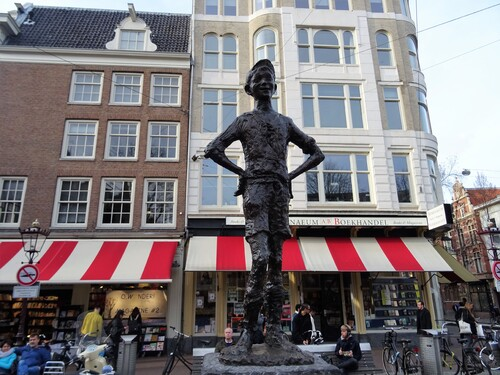 Amsterdam: sites divers (photos)